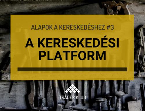 Kereskedési platform