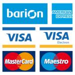 Online fizetési szolgáltatónk a Barion