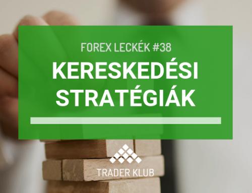 Kereskedési stratégiák