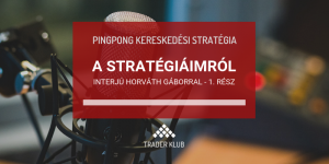 Stratégiáim - Interjú Horváth Gáborral - 1. rész