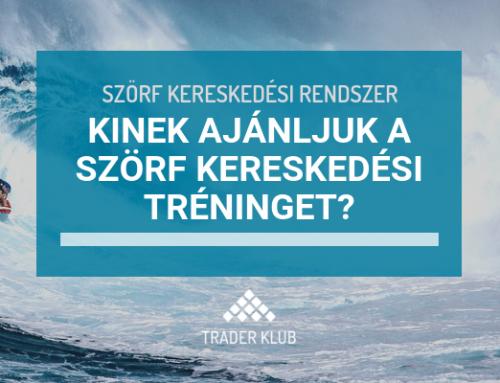 Mivel foglalkozik, és kinek ajánljuk a Szörf kereskedési tréninget?