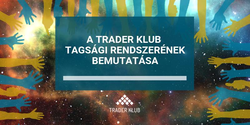 Trader Klub tagság