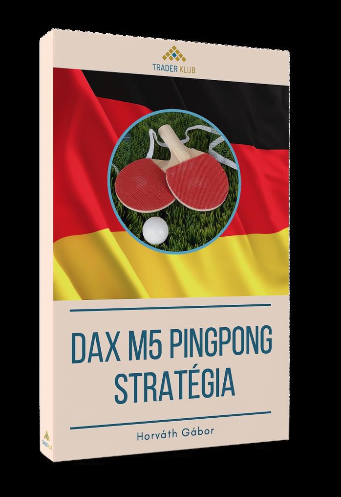 DAX M5 Pingpong Stratégia 2.0