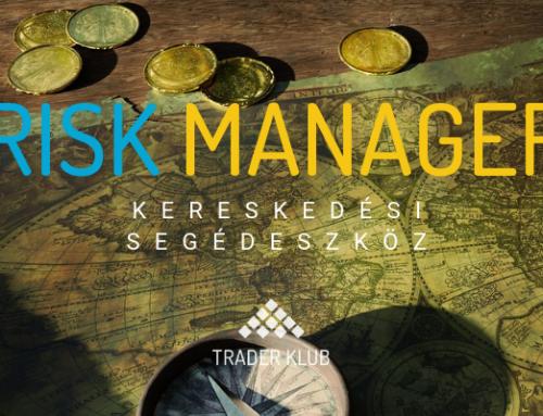 Radulovic Attila, Horváth Gábor: A Risk Manager kereskedési segédeszköz