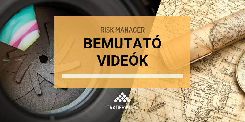 A Risk Manager bemutató videói