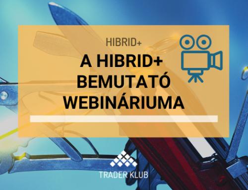 A Hibrid+ kereskedési szoftver bemutató webináriuma