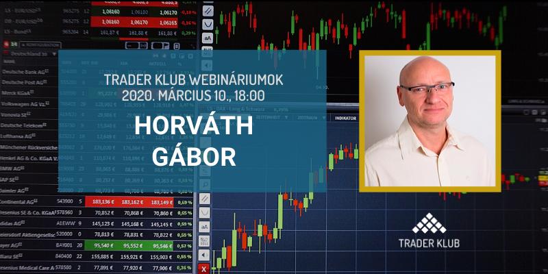 Horváth Gábor webinárium