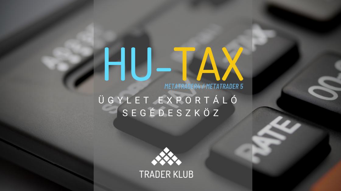 HU-TAX exportáló és forintosító segédeszköz