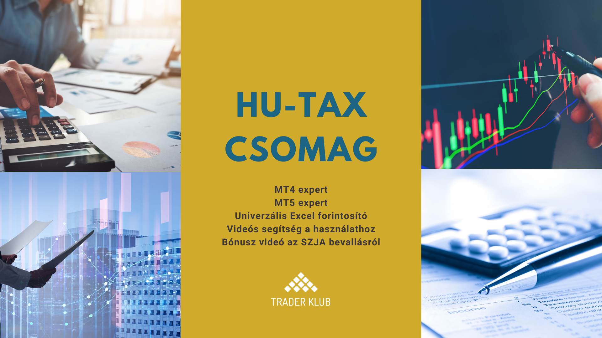 HU-TAX csomag
