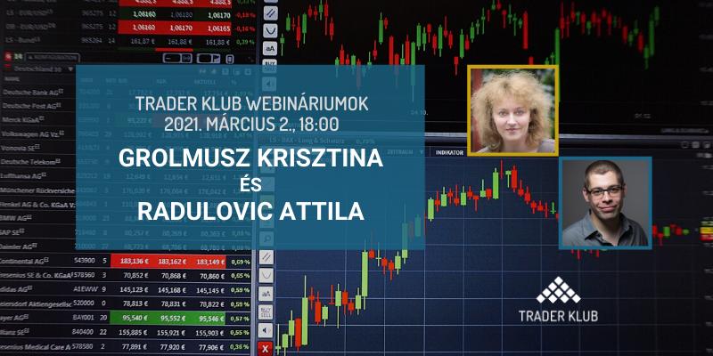 Grolmusz Krisztina & Radulovic Attila: Tőzsdei adózás 2021