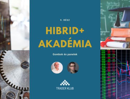 Hibrid+ Akadémia 9. rész: Gombok és panelek
