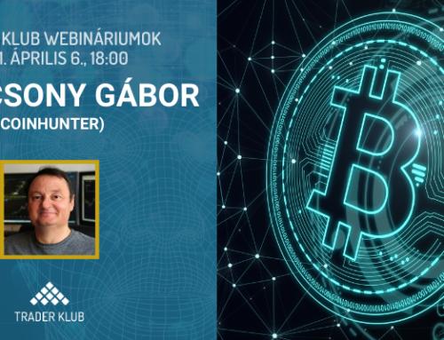 Karácsony Gábor: A blokklánc, mint technológia (Trader Klub webinárium, 2021. április 6.)
